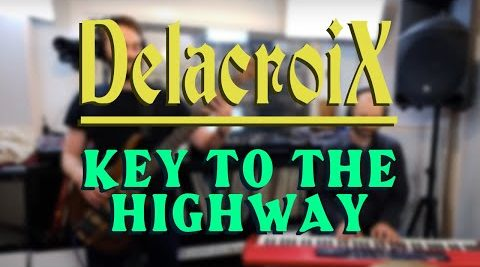 Key To The Highway – Charlie Segar – Delacroix