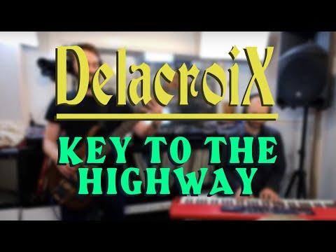 Key To The Highway – Charlie Segar – Delacroix