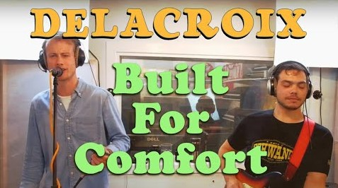 Built For Comfort – Willie Dixon – Delacroix